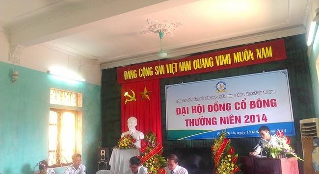 CTCP Chế biến thực phẩm nông sản xuất khẩu Nam Định chính thức giao dịch vào ngày 12/09