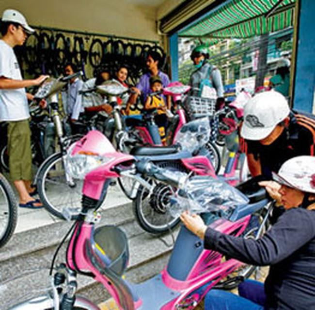 Thị trường xe đạp điện: Doanh nghiệp Việt Nam bỏ lỡ cơ hội