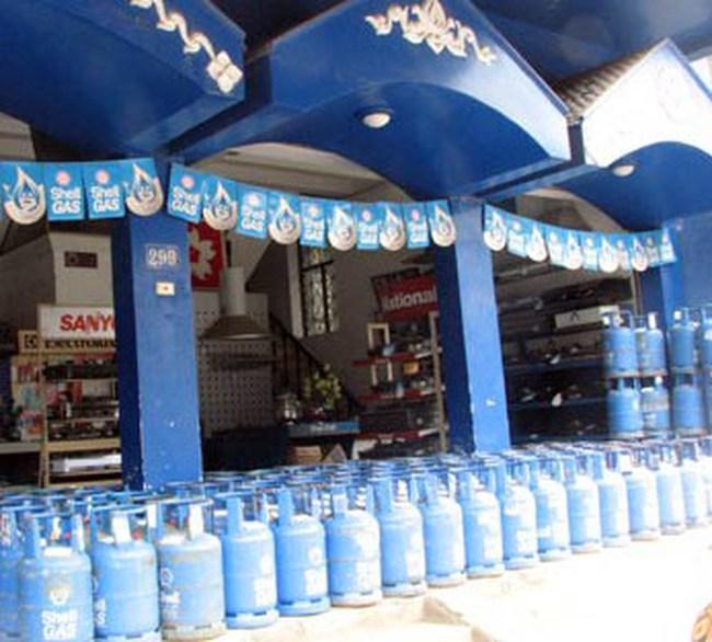 Gas Petrolimex giảm giá đầu tiên