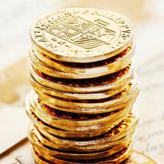Giá vàng tăng nhẹ 20.000 đồng/lượng