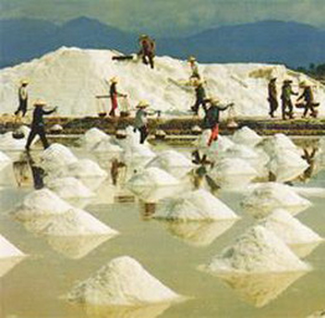 Sẽ nhập thêm 200.000 tấn muối