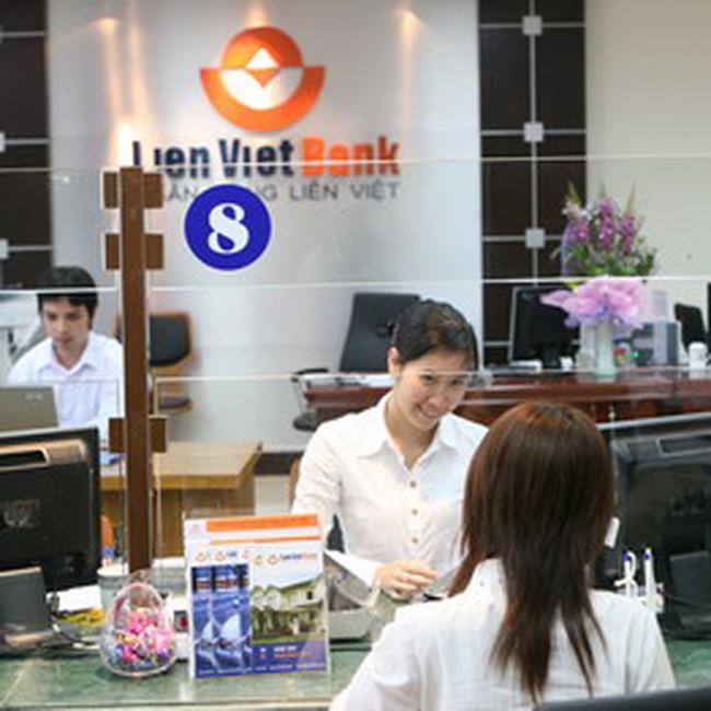 3 tháng LienVietBank đạt lợi nhuận 200 tỷ đồng