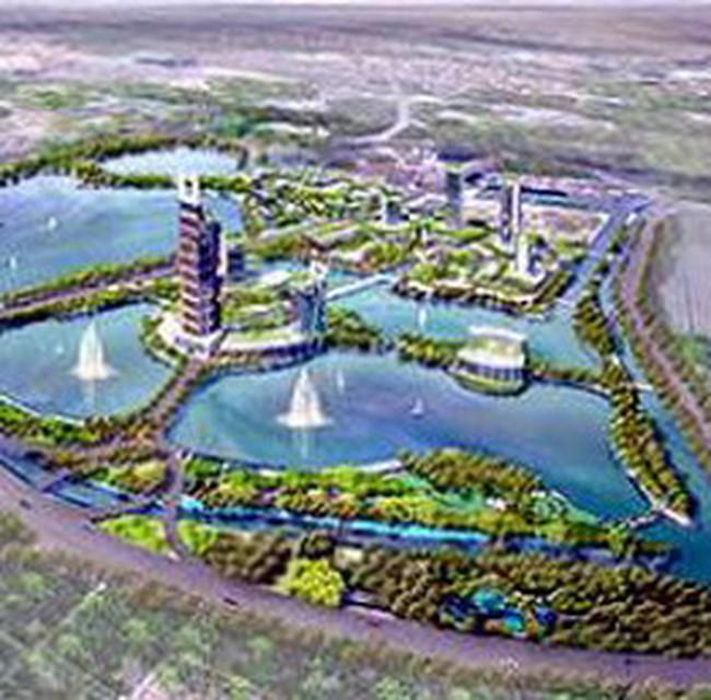 233,1 triệu USD xây dựng nhà máy xử lý nước thải lớn nhất Hà Nội