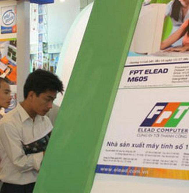 FPT: cổ đông nội bộ đã bán xong 200.000 CP