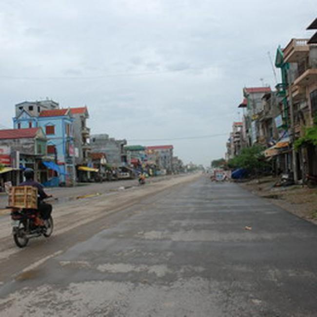 """""""Nóng"""" thị trường nhà đất Hà Nội """"mới"""" dọc Quốc lộ 32"""