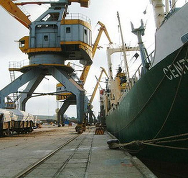 360 triệu USD xây cảng container Trung tâm Sài Gòn