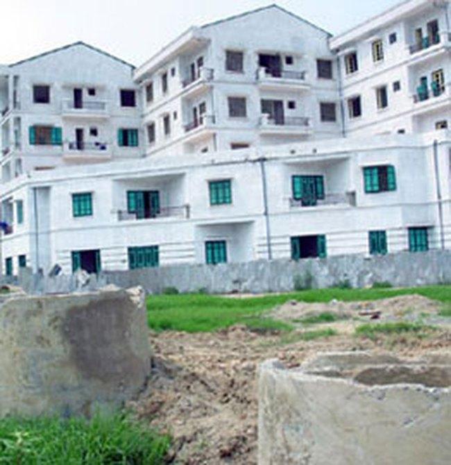 Hà Nội: Thí điểm xây dựng nhà ở xã hội