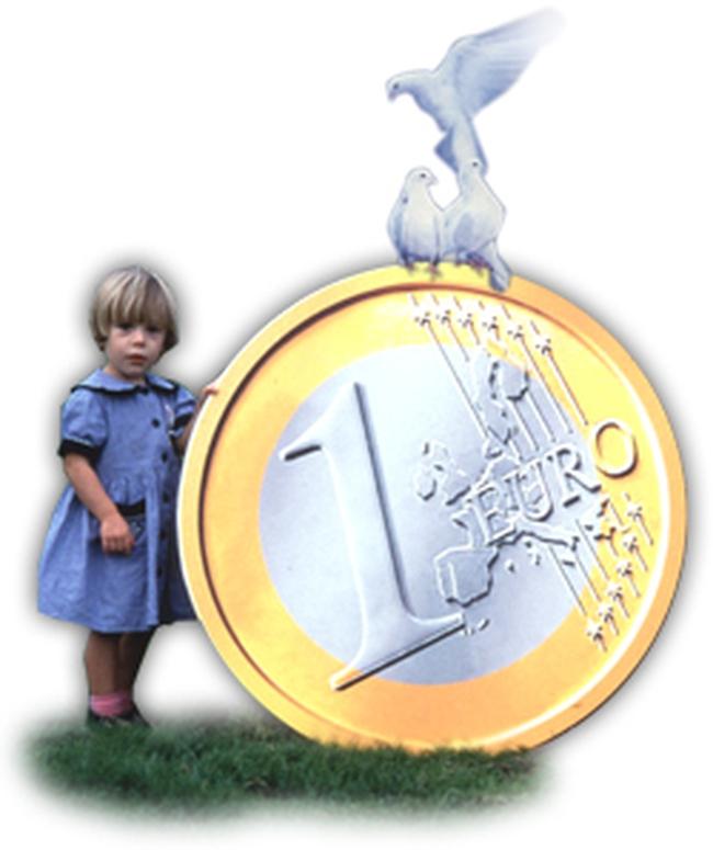 Euro mất giá mạnh nhất trong 8 năm so với USD