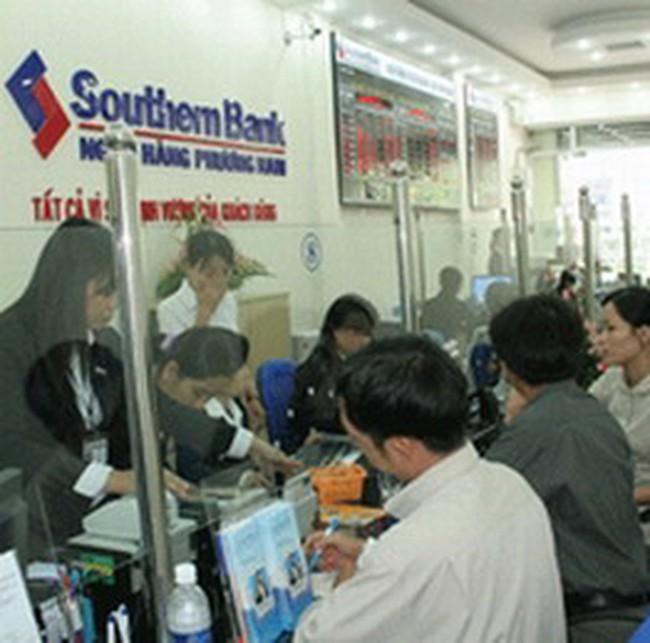 Southern Bank nâng vốn điều lệ lên 2.027 tỷ đồng