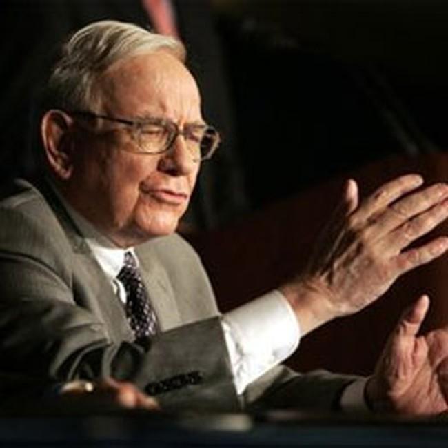 Tỷ phú Warren Buffet cũng thua lỗ
