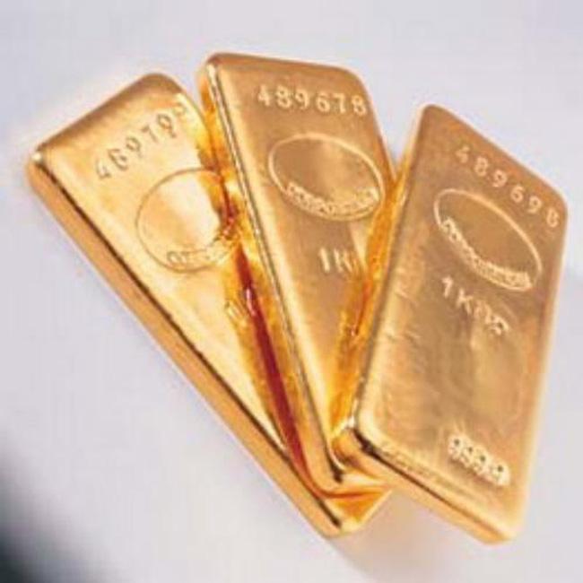 Giá vàng rớt thẳng đứng