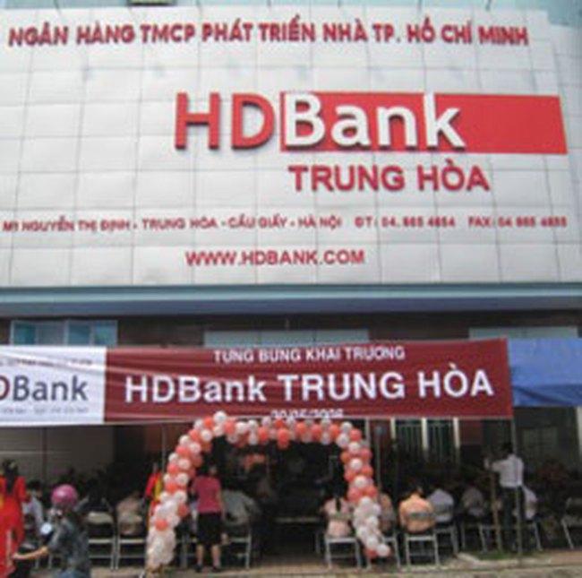 HDBank được chào bán cổ phiếu ra công chúng