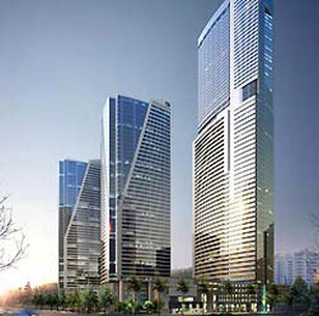 Ba dự án nhà thành công nhất ở HN trong năm 2008