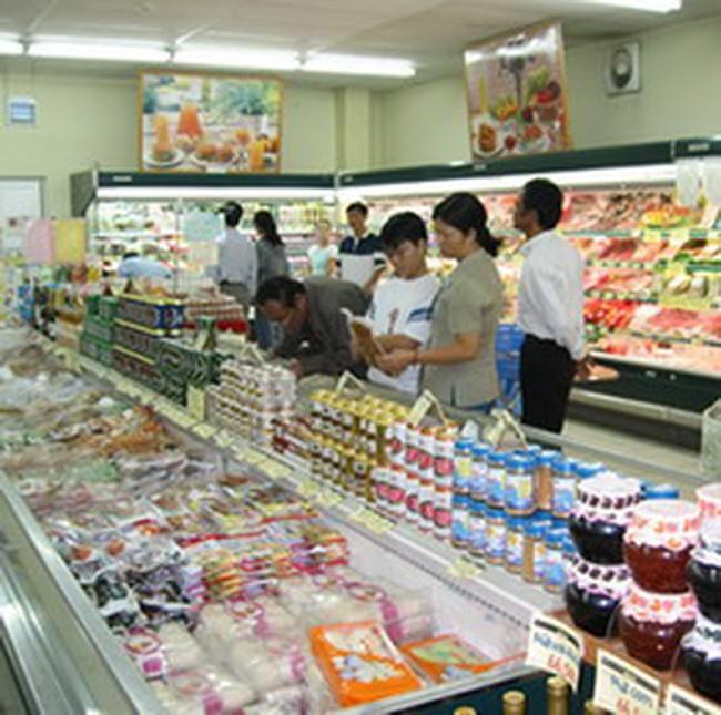 Hàng Việt Nam đang gặp khó ở siêu thị