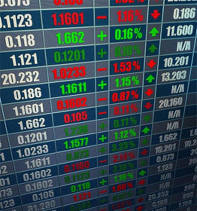 Thị trường Mỹ biến động vì khủng hoảng tín dụng