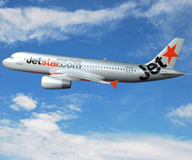 Jetstar Pacific công bố mức phụ thu xăng dầu trên mỗi vé
