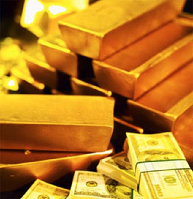 Giá vàng tiếp tục tăng lên 17,55 triệu đồng/lượng