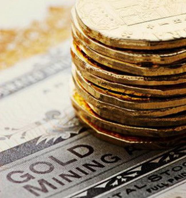 """Thị trường vàng trong nước đang """"đứng một mình"""""""