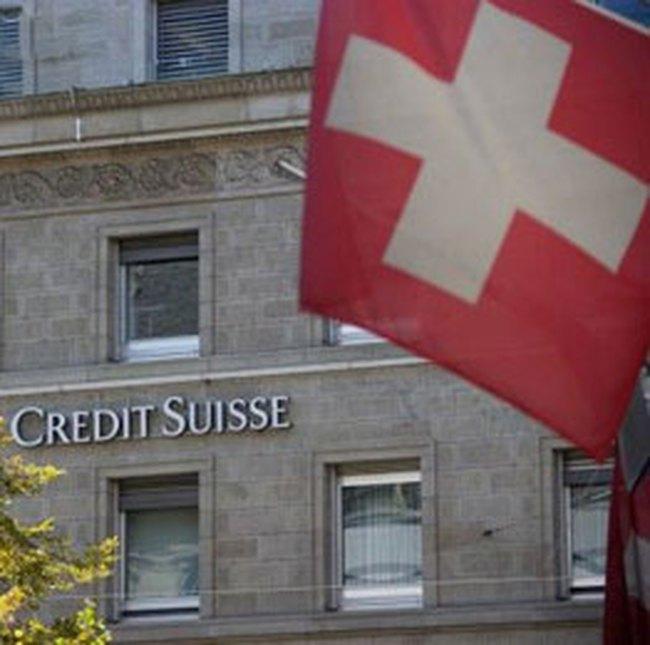 Credit Suisse chịu phạt 10,5 triệu USD