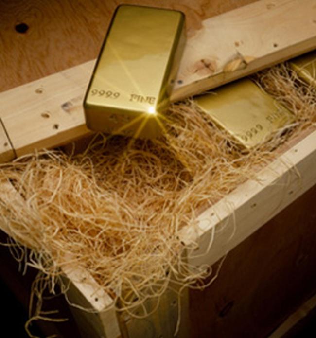 Giá vàng tuần này sẽ hạ?