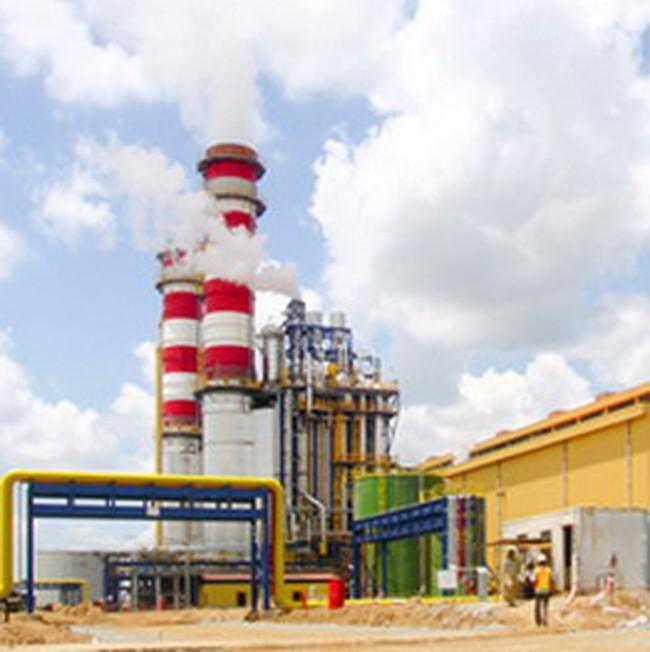 Tổ máy cuối cùng nhà máy Cà Mau 2 hoà lưới điện quốc gia