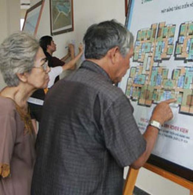 Giá căn hộ Hoàng Anh Gia Lai giảm trở lại