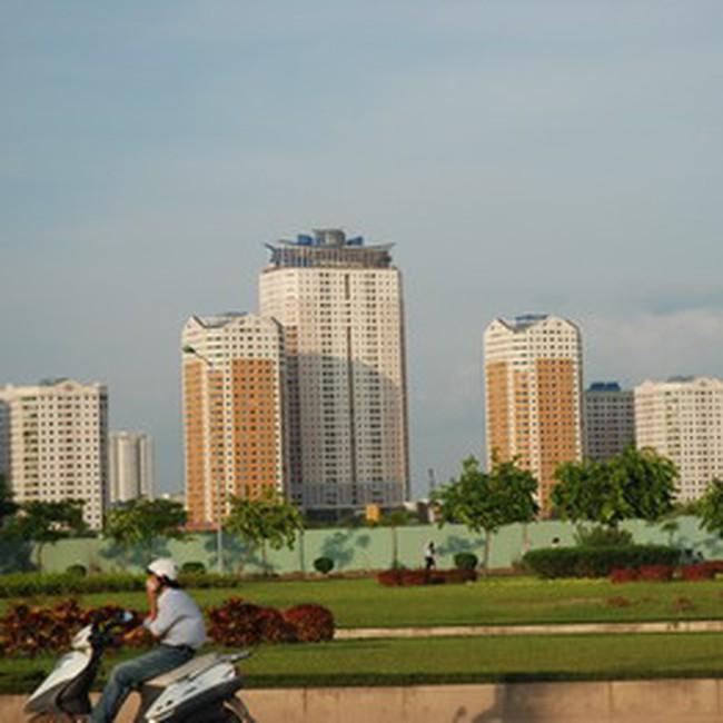 FDI vào bất động sản: Tăng kỷ lục