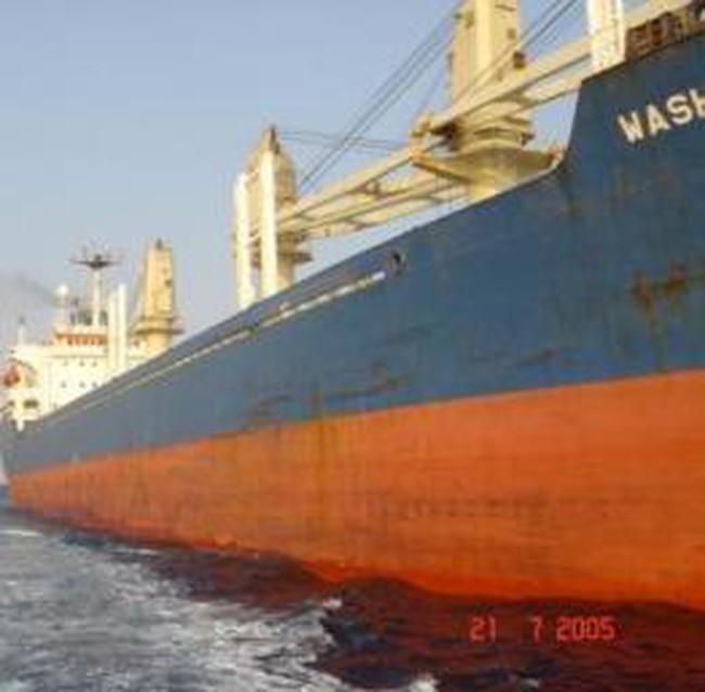 VSP: không có vụ đắm tàu