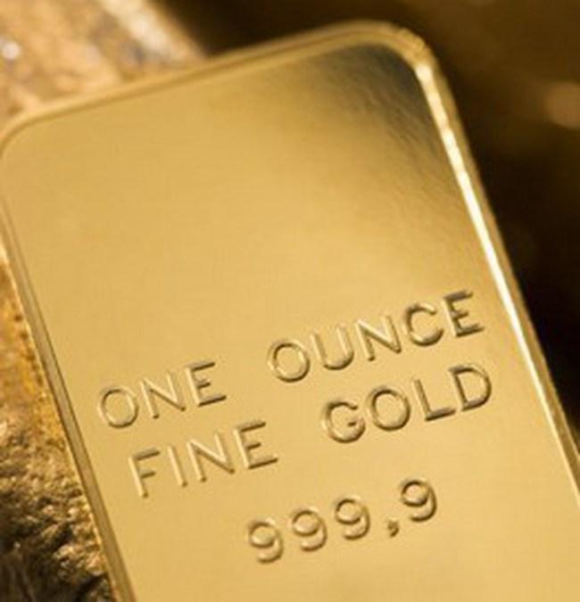 Giá vàng tăng mạnh lên 17,6 triệu đồng/lượng