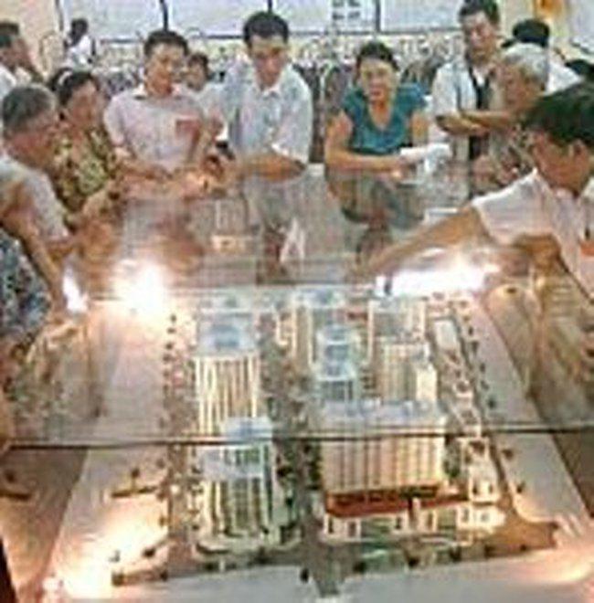 Trưng bày Đồ án quy hoạch khu tập thể Nguyễn Công Trứ