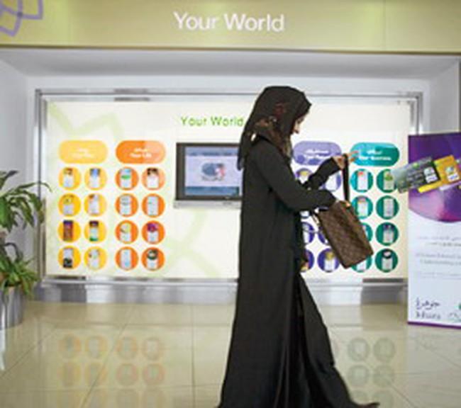 """""""Nữ quyền"""" trong giới tài chính Trung Đông"""