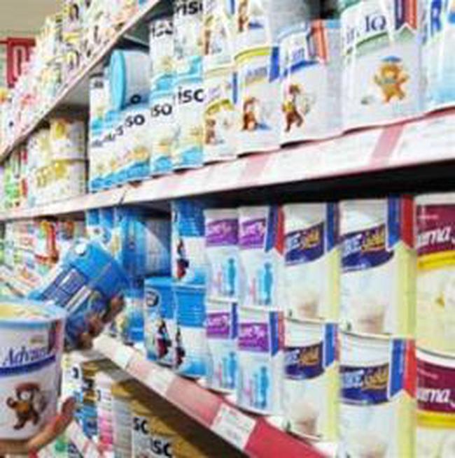 Giá sữa tại VN cao nhất thế giới