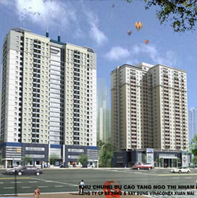 Thêm khu phức hợp nhà ở, văn phòng tại Hà Đông, Hà Nội