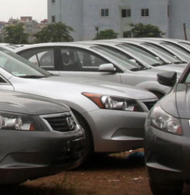 Không nhiều ôtô nhập khẩu trong tháng 8/2008