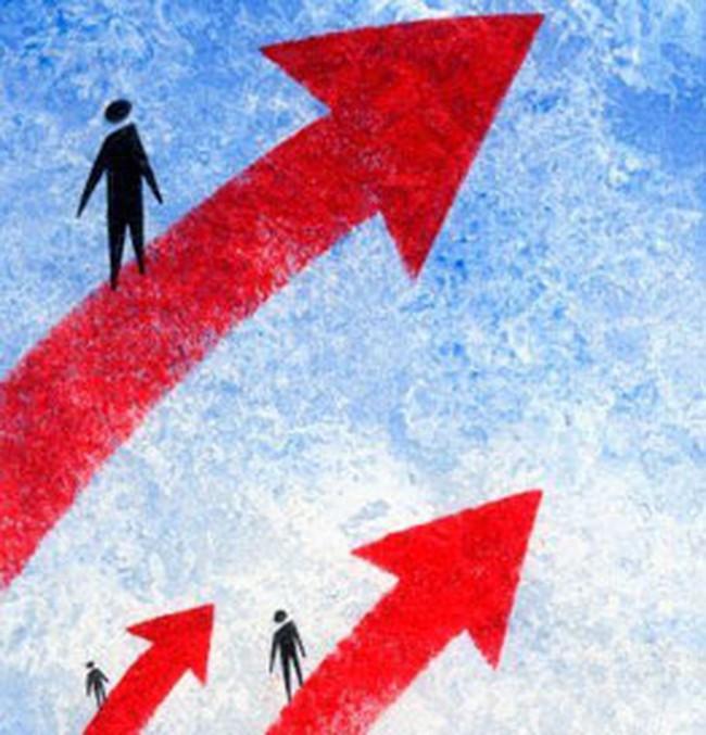 Kỷ lục mới trên sàn Hà Nội, VN-Index mấp mé ngưỡng tăng