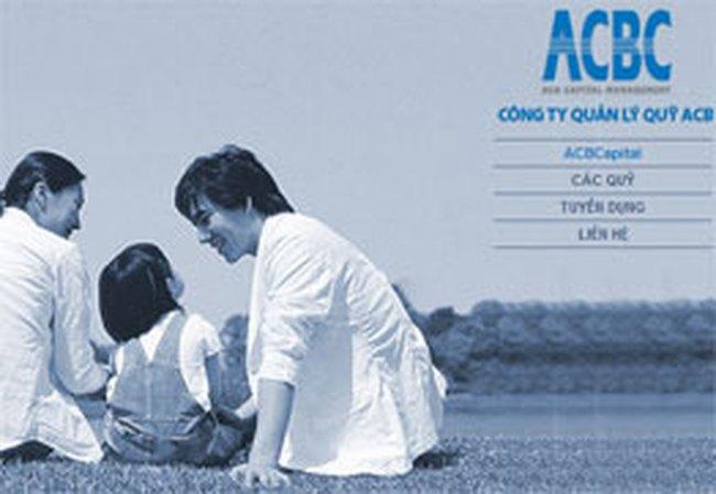 Công ty Quản lý Quỹ ACB được chấp thuận hoạt động về mặt nguyên tắc