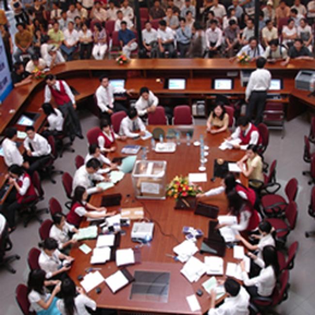 Đấu thầu trái phiếu Chính phủ đợt 11/2008 do Kho bạc Nhà nước phát hành