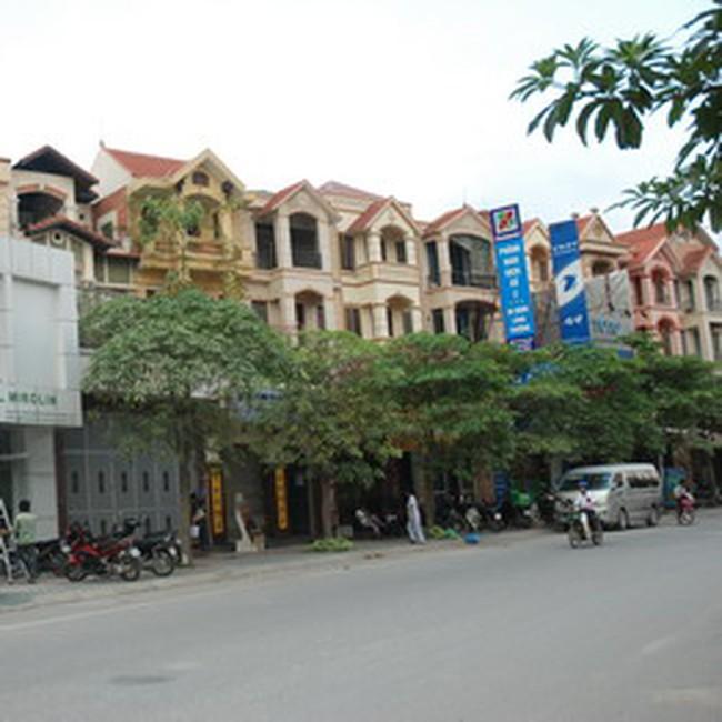 Quy hoạch phường Yên Hoà, Hà Nội: Chủ đạo nhà ở thấp tầng
