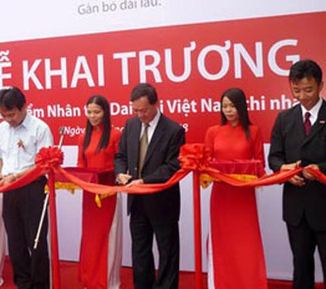 Dai-ichi Life mở văn phòng tại Bắc Giang