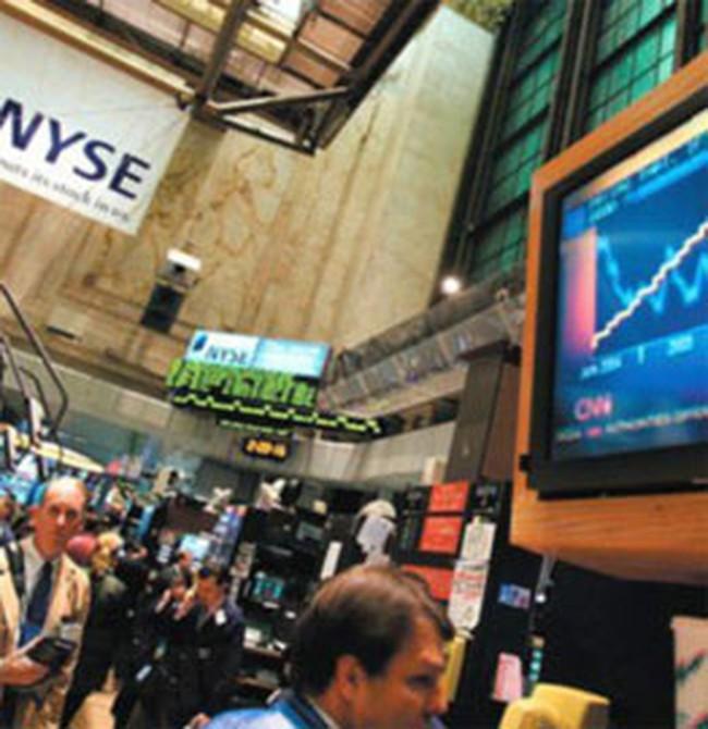 Giá dầu giảm, chứng khoán vẫn đi xuống