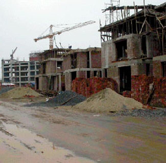 Khu đô thị mới Văn Khê: Cuối năm 2008 sẽ bàn giao 400 căn hộ