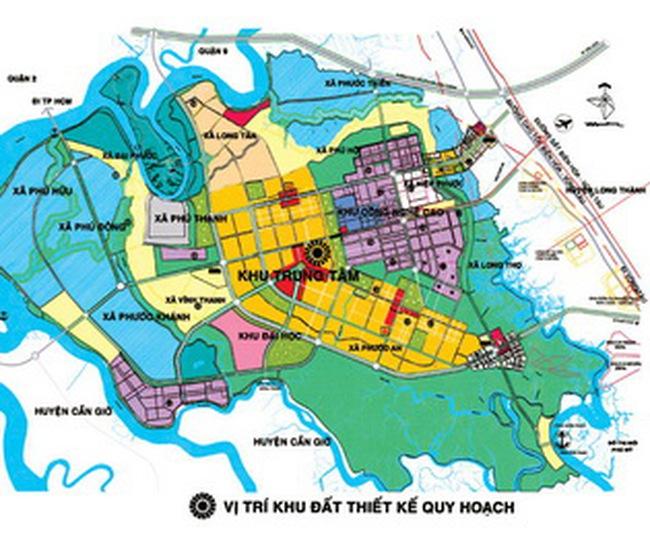 Licogi 16 và dự án khu dân cư 240 ha