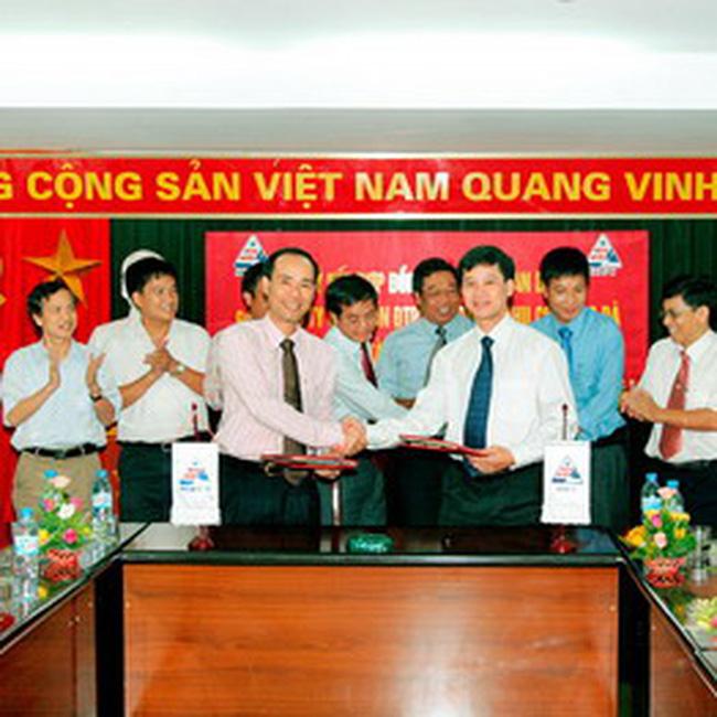 TDH hợp tác TMC kinh doanh xăng dầu