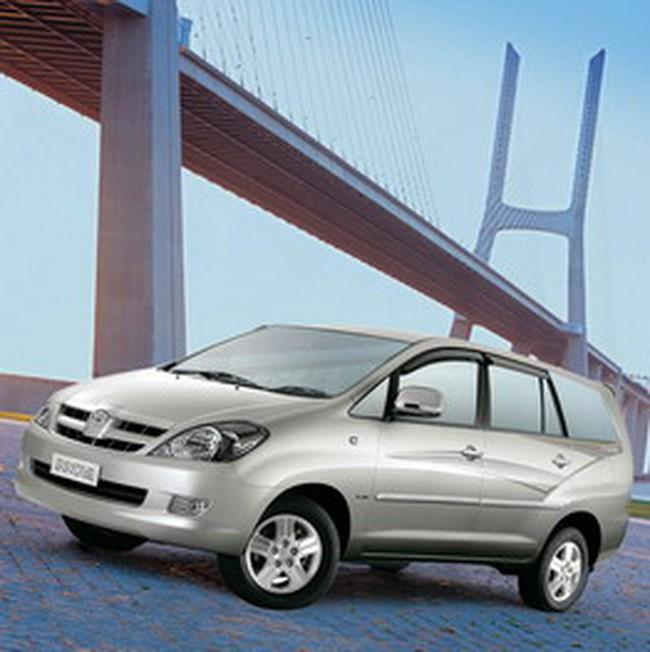 Sản xuất ô tô đa dụng: quan điểm đã gặp nhau