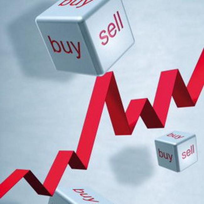 Khối ngoại tăng cường bán blue-chips