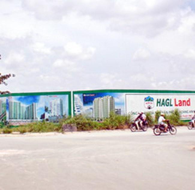 HAGL và Thanh Bình đầu tư trùng trên 1 khu đất