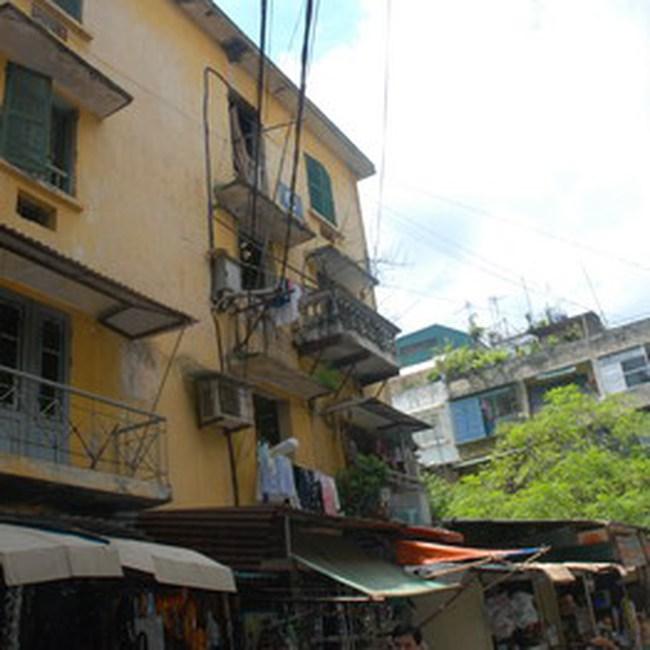 Sắp khởi công khu nhà ở Nguyễn Công Trứ, Hà Nội