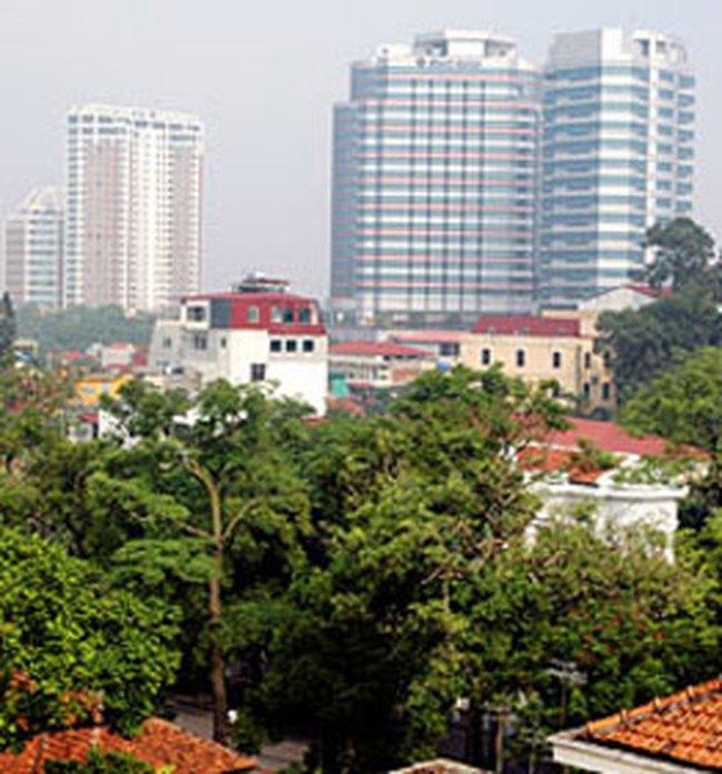 Văn phòng cho thuê tại Hà Nội ế ẩm