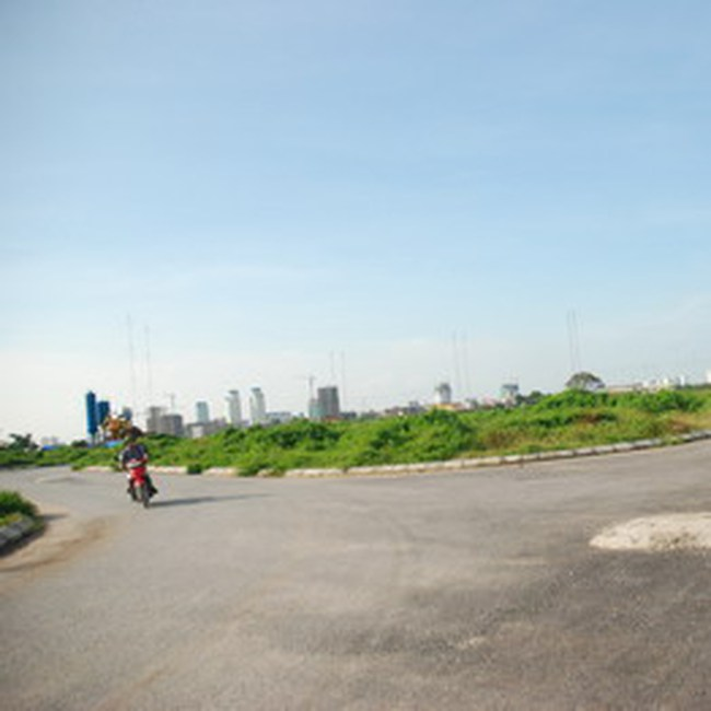 Vinaconex 3 tiếp tục xây dựng khu đô thị mới Trung Văn