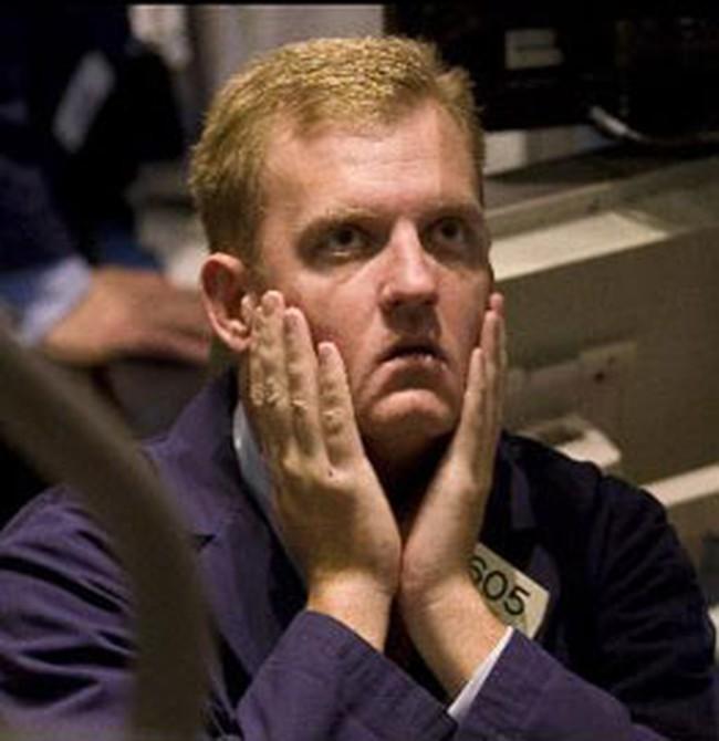 Kế hoạch 700 tỷ không ngăn nổi thị trường Mỹ đi xuống